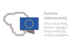 2014-2020 ES fondų investicijų ženklas