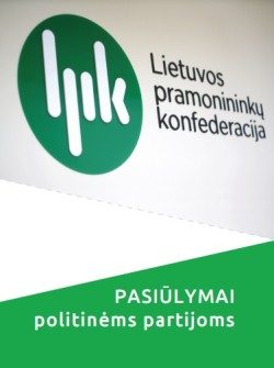 LPK pasiulymai politinems partijoms